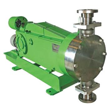 pulsa-series-8480x Hydraulic Diaphragm Metering Pump