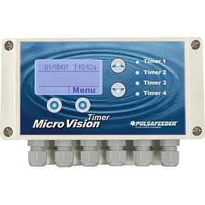 microvision pulsafeeder controler for water treatment
