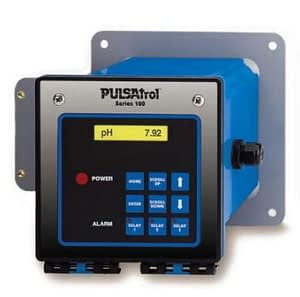 pulsatrol pulsafeeder controler for water treatment