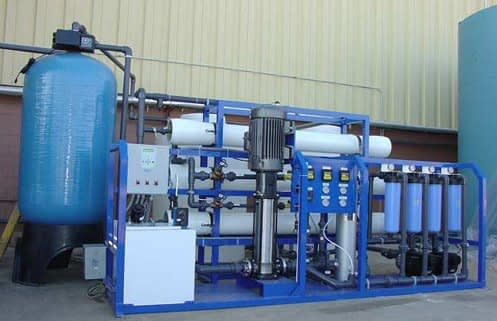 Chemical Pump Antiscalant Dechlorination biocide Clean-in-place CIP reverse osmosis plant RO plant