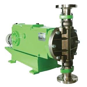 pulsa-series-7660 Hydraulic Diaphragm Metering Pump