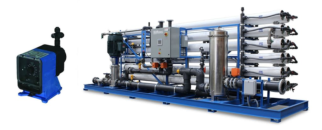 reverse-osmosis-plant-pump
